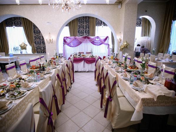 "Свадьба в ресторане ""У Эдуарда"""