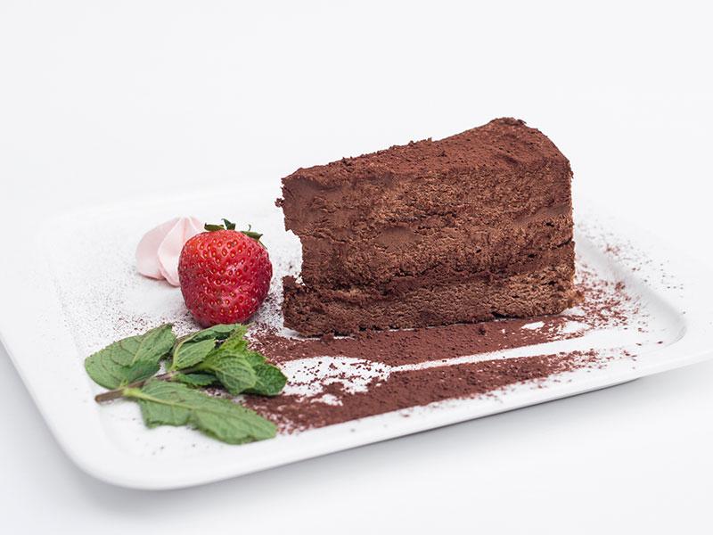 """""""Трюфельное безумие"""" (шоколадный торт)"""