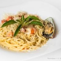 Спагетти и рис